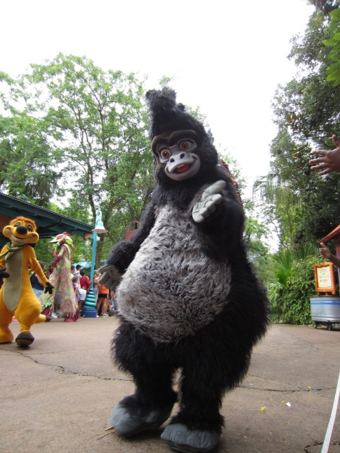 Tarzan Parade